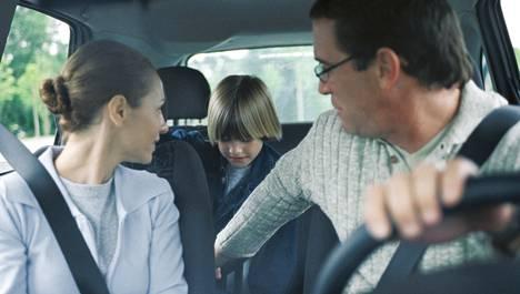 Lapset tuovat matkustukseen oman lisänsä.