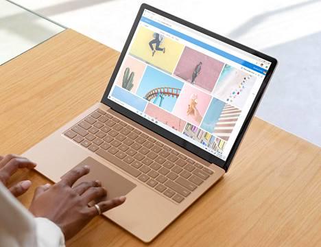Surface Laptop 3:sta tuli kaksi versiota. AMD:n prosessorilla varustetulle kuluttajalaitteelle luvataan kovasti tehoa.