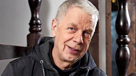 – Ensimmäinen syöpä oli pahin, koska se oli radikaali, uusi juttu, Kari Vepsä sanoo.