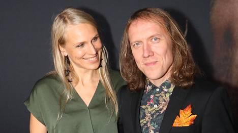 Sipe Santapukki ja Minna Kauppi saivat perheenlisäystä.