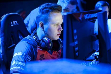 """Miikka """"suNny"""" Kemppi oli yksi turnauksen kovimmista pelaajista tilastojen valossa."""
