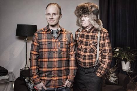 Antti Litja on parhaan miespääosan Jussi-ehdokkaana Dome Karukosken ohjaamassa elokuvassa Mielensäpahoittaja.