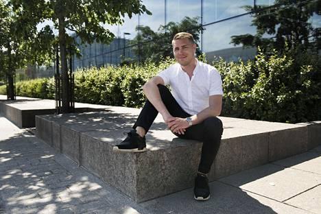 Aarne Pelkonen on menestynyt Saksassa.