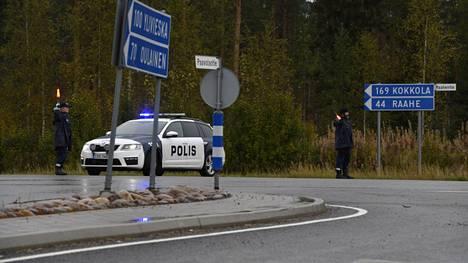 Siikajoen ja Lumijoen rajalla sattui aamulla onnettomuus, jonka raivaustyöt aiheuttavat haittaa liikenteelle vielä illan aikana.