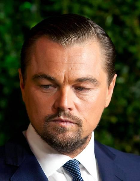 Leonardo DiCaprio tunnetaan näyttelijäntyönsä ohella ympäristöaktivistina.