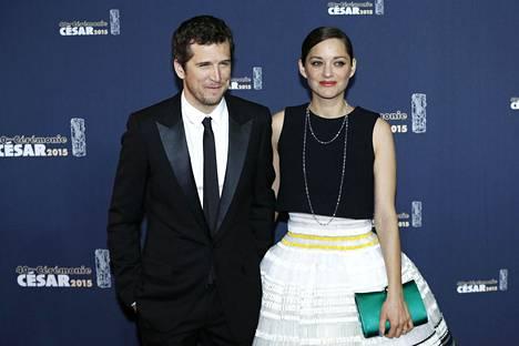Guillaume Canet ja Marion Cotillard odottavat onnellisesti toista lastaan.