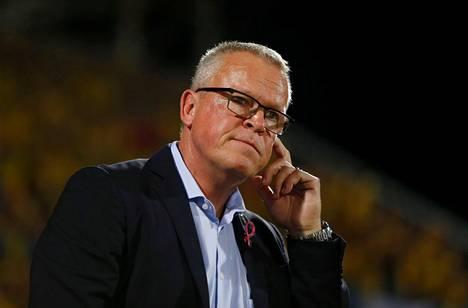 Ruotsin päävalmentaja Janne Andersson ei pidä EM-kisojen formaatista.
