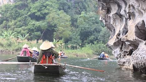 Tässä on Thaimaan suosion haastava, edullinen matkasuosikki