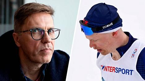 Entinen tv-persoona ja eri alojen moniottelija Jari Sarasvuo otti kantaa Iivo Niskasen kipakkaan käytökseen MM-ladulla.