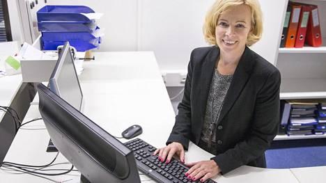 Carita Orlando on taloushallinnon yrittäjä.