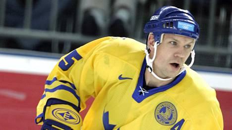 Detroit Red Wingsissä NHL-uransa pelannut Nicklas Lidström kuuluu kaikkien aikojen parhaisiin jääkiekkopuolustajiin.