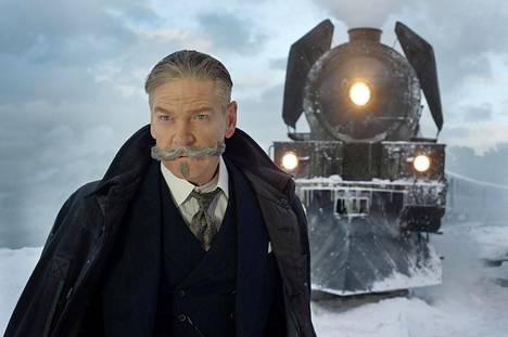 Menestyskirjailija Agatha Christien romaaniin perustuva elokuva Idän pikajunan arvoitus tuli ensi-iltaan Suomessa 24. marraskuuta. Mestarietsivä Hercule Poirotina nähdään brittiläisestä Wallander-televisiosarjasta tuttu Kenneth Branagh.