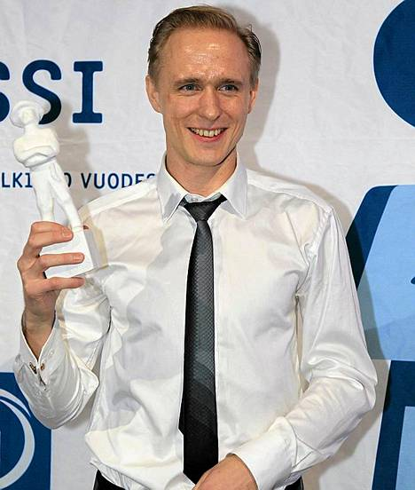 Kohtaamisia-elokuva toi Sampo Sarkolalle parhaan miessivuosa -palkinnon.