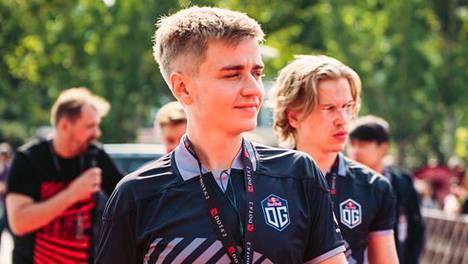 """Johan """"n0tail"""" Sundstein on OG:n kapteeni ja Dotan kaikkien aikojen menestynein pelaaja. Hän oli erityisesti tyrmistynyt turnausjärjestäjien ja Alliancen toimista."""