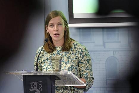 –Jokainen kiusaamistapaus tarkoittaa, että olemme epäonnistuneet tässä lasten kannalta oleellisessa lakisääteisessä velvoitteessa, opetusministeri Li Andersson sanoo.