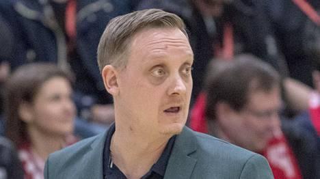 Päävalmentaja Mikko Larkas ei jatka Seagullsin valmentajana