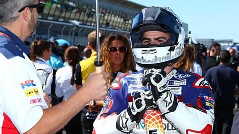 Hengenvaaralliseen törkytemppuun sortuneelle kuljettajalle langetettiin ajokieltoa – MotoGP-kuski vaati elinikäistä pannaa