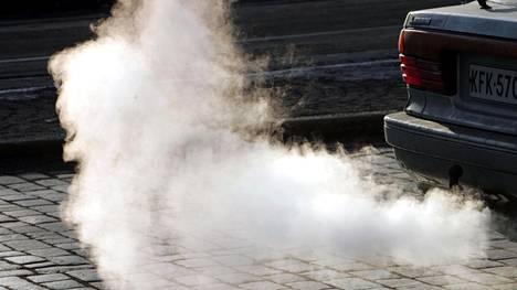 Liikenne on pk-seudun toiseksi suurin saastuttaja – yllättävä käänne viime vuonna