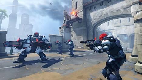 Overwatchin MM-kisat pelataan marraskuussa Yhdysvalloissa.