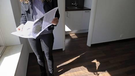 Katto voi iskeä asuntokauppoihin etenkin kasvukeskuksissa.