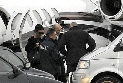 Victoria Beckhamista näkyi vilahdus lentokentällä.