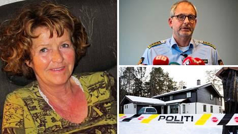 69-vuotias Anne-Elisabeth Hagen katosi viime vuoden lokakuussa.