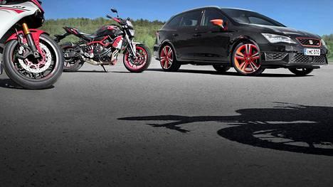 Ajoneuvovero aiotaan ulottaa paitsi moottoripyöriin, myös lukuisiin muihin aiemmin verottomiin ajoneuvoihin.