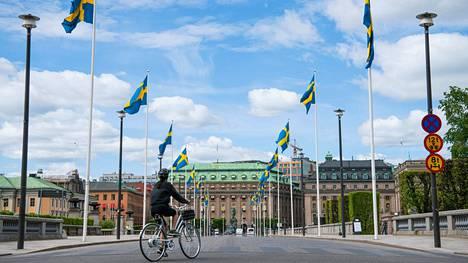 Ruotsin talous osoittaa huonoista lukemista huolimatta toipumisen merkkejä.