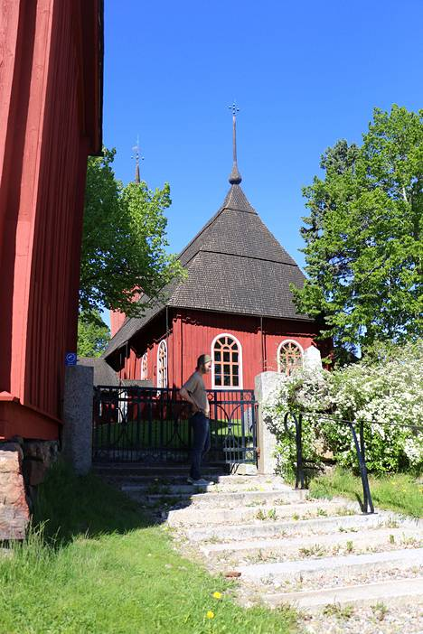 Ulrika Eleonoran kirkkoa ei kannata jättää väliin.