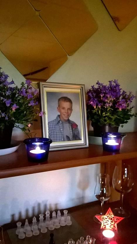 Kuvassa perjantaina menehtynyt Jimi Karttunen.