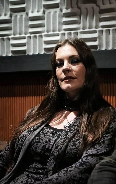 Floor Jansen on Nightwishin kolmas solisti.