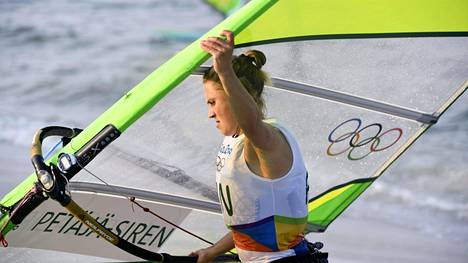"""Vastustajan hölmöily pilasi Tuuli Petäjä-Sirenin kisaa Riossa – """"Se oli selvä rike"""""""