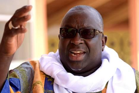 Papa Massata Diack on julistanut perheensä olevan tekaistujen syytösten uhri.