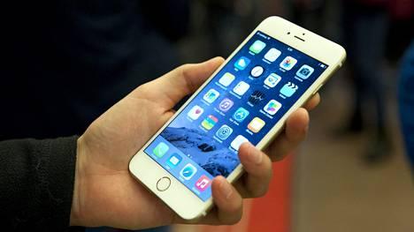 Apple hidasti vanhoja iPhoneja tarkoituksella vuosina 20016 ja 2017.