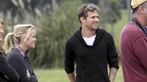 Reese Witherspoon ja Ryan Philippellä on kaksi yhteistä lasta.