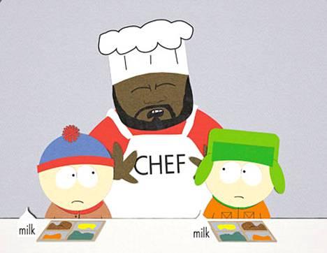 South Park ei naurata Venäjällä.
