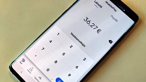 Tanskalainen MobilePay on kasvattanut suosiotaan Suomessa nopeasti.