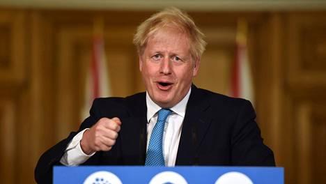 Boris Johnsonin mielestä EU ei ole suhtautunut kauppaneuvotteluihin riittävän vakavasti.