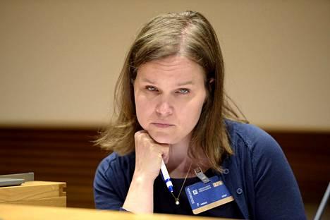 Eurooppaoikeuden professori Päivi Leino-Sandberg ei ole havainnut, että Ahvenanmaalla varsinaisesti olisi itsenäistymishaluja.