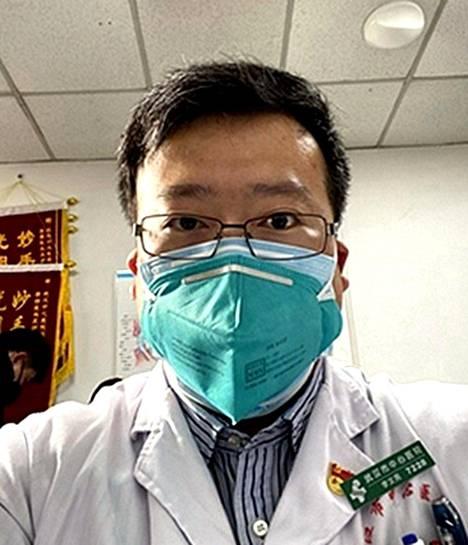 Li Wengliang työskenteli Wuhanin keskussairaalassa.
