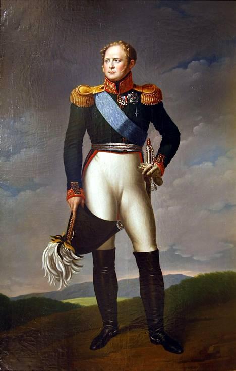 Tsaari Aleksanteri I lähti kesäkuussa 1803 tarkastusmatkalle Itä-Suomeen. Kevyissä rattaissa kierrellessään hän ihastui erityisesti Punkaharjun maisemiin.