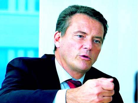 Verkkoyhtiö Ericssonin toimitusjohtaja Carl-Henric Svanberg on virittänyt yhtiön kovaan tuloskuntoon. Se ei riitä osakemarkkinoille.