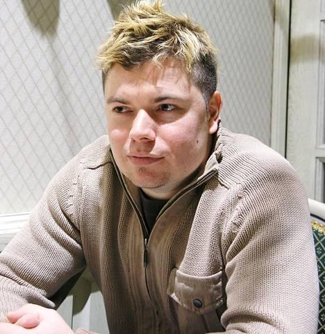 Lokomotiv Jaroslavlin 30-vuotias maalivahtivalmentaja tammikuussa 2008.