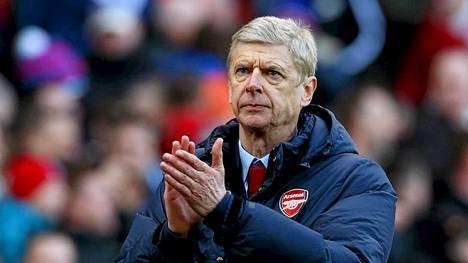 Arsène Wengerin sopimus Arsenalin kanssa päättyy tähän kauteen.