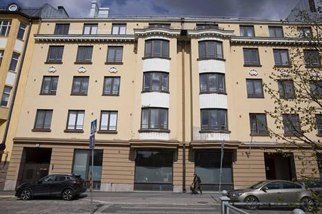 Wilhelm rakennutti Lapinlahdenkatu 13:ssa sijaitsevan rakennuksen, josta tuli hänen suvulleen hyvin tärkeä.