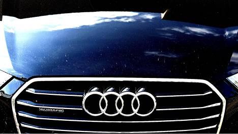 Mies vei riidan Audista käräjille.