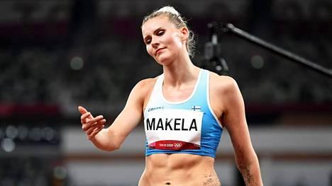 Kristiina Mäkelä kertoi lopettavansa kautensa ennen Ruotsi-ottelua.