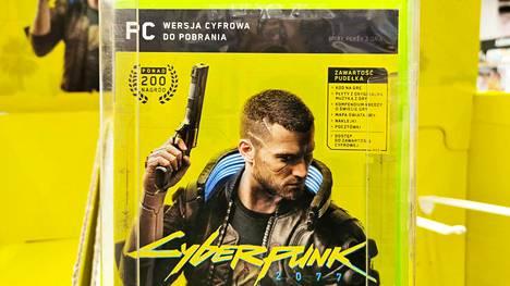 Jos Cyberpunk 2077:n pc-version pelaaja haalii liikaa tavaraa, pelitallennus voi korruptoitua. Vaihtoehtona on palata vanhempaan tallennukseen tai aloittaa alusta.