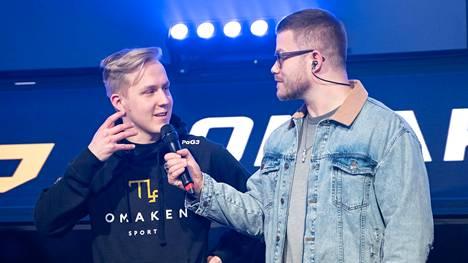 """Paavo """"PaG3"""" Voutilainen unelmoi jo 12-vuotiaana kilpapelaajan urasta. Se on ollut hänen työnsä viimeiset pari vuotta."""