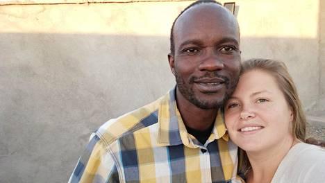 Marjo ja Jimmi ovat olleet naimisissa pian kahdeksan vuotta.